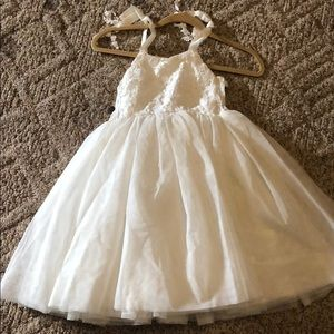 Dollcake Ivory Dress Size 8